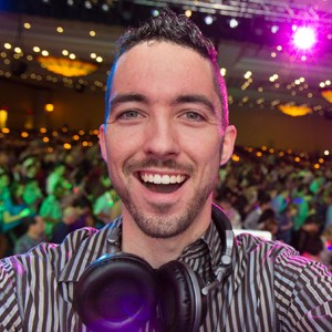 Kingston Event DJ | DJ Keegan Kirkhart