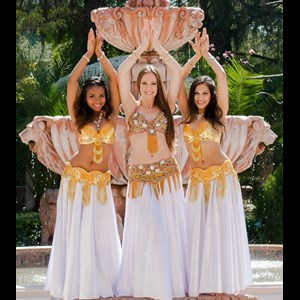 Santa Ana Middle Eastern Dancer | Haseen Dance Company
