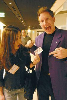 Shawn Preston Magician | Chicago, IL | Comedy Magician | Photo #4