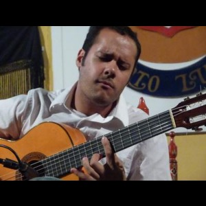 Fisher Acoustic Guitarist | David Cordoba - Flamenco guitarist