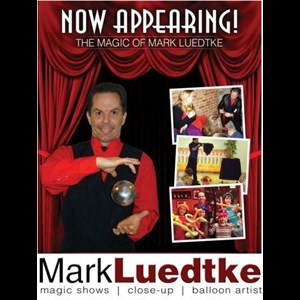 Allen Park Magician | Magic of Mark Luedtke