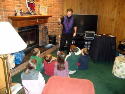 Magic of Mark Luedtke | Utica, MI | Magician | Photo #12