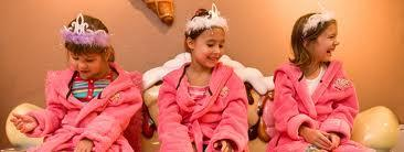 Kiddie Spa Parties | Baltimore, MD | Princess Party | Photo #2