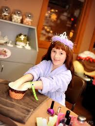 Kiddie Spa Parties | Baltimore, MD | Princess Party | Photo #7