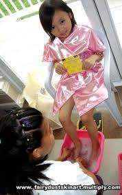 Kiddie Spa Parties | Baltimore, MD | Princess Party | Photo #3