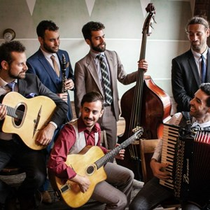 Bayonne 30s Band | The Bailsmen