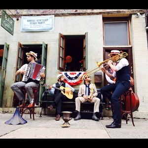 Syracuse Dixieland Band | The Bailsmen