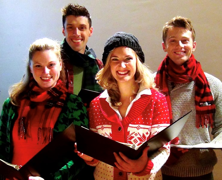 Footlights Entertainment  - Christmas Caroler - New York, NY