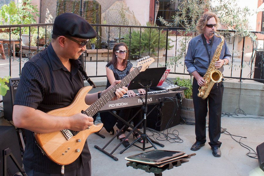The Ray Iaea Smooth Jazz Project - Smooth Jazz Band - Elk Grove, CA