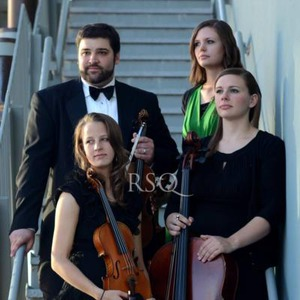 American Fork Classical String Quartet | Rosco String Quartet