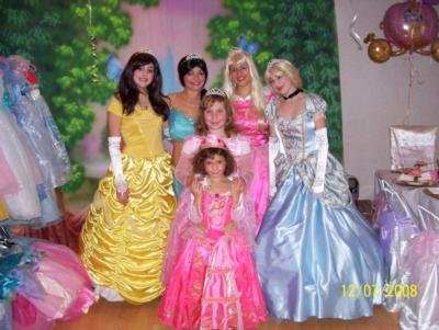 Fairytale Home Parties | Edison, NJ | Costumed Character | Photo #2