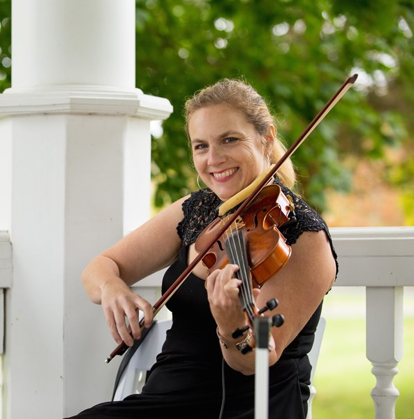 Sweet Harmony ~ Live Music For Special Events - Violinist - Philadelphia, PA