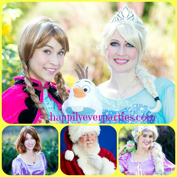 Happily Ever Parties & Entertainment - Princess Party - Dallas, TX