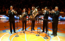 Regal Brass | New York, NY | Brass Ensemble | National Anthem for The New York Knicks