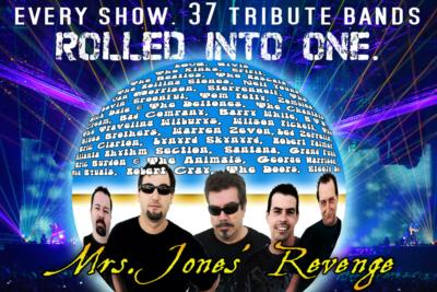 Mrs. Jones' Revenge | Temecula, CA | Classic Rock Band | Photo #22