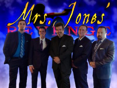 Mrs. Jones' Revenge | Temecula, CA | Classic Rock Band | Photo #15