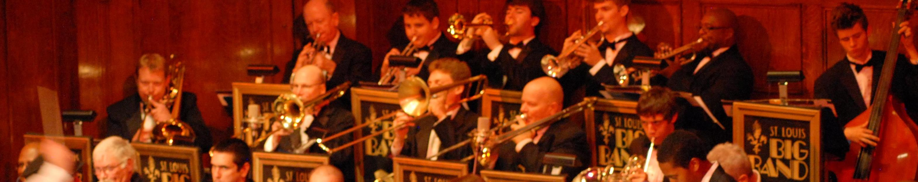 The St. Louis Big Band & St. Louis Variety Band