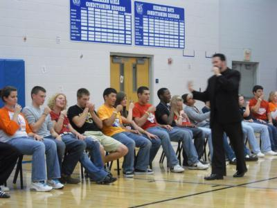 William Mitchell | Saint Louis, MO | Hypnotist | Photo #8