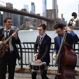 Jackson Heights Funk Band | Like Minds Trio