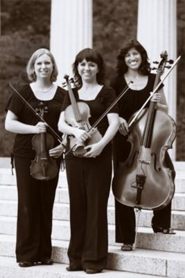Crescendo Trio | Kansas City, MO | Classical Trio | Photo #2