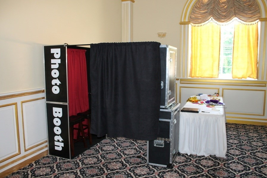 A Photo Booth By DJ Joey B