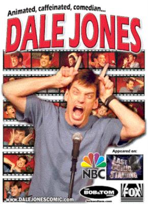 Dale Jones | Louisville, KY | Comedian | Photo #1