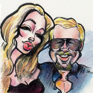 Dan Freed Party Caricatures - Caricaturist - West Chester, PA