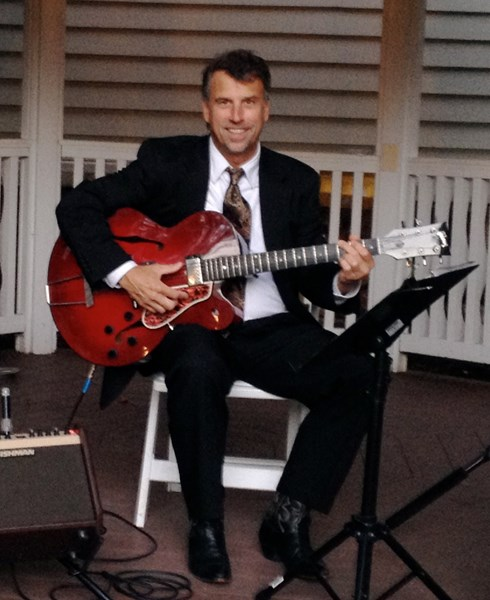 Kevin Lutke - Jazz Guitarist - West Milford, NJ