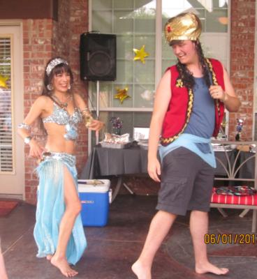 Authentic Belly Dancing Entertainment | Fort Worth, TX | Belly Dancer | Photo #15