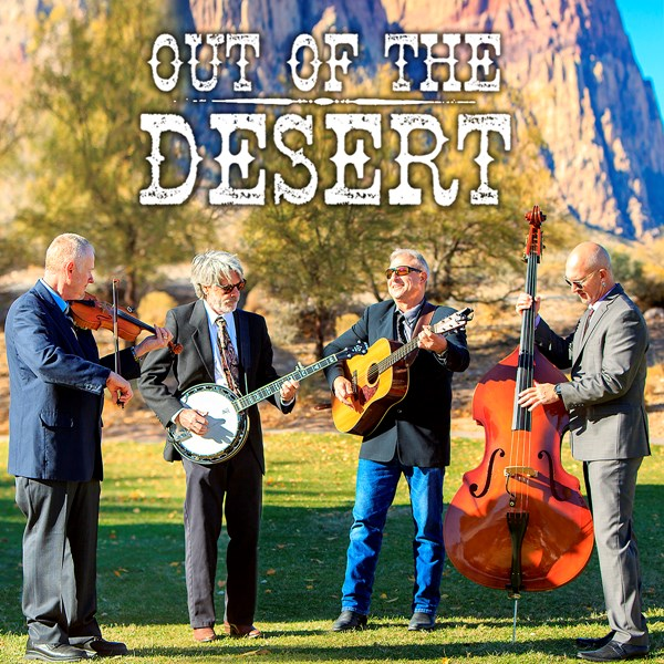 Out of the Desert - Bluegrass Band - Las Vegas, NV