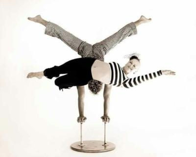 Hope and Roilan | Las Vegas, NV | Circus Act | Photo #11