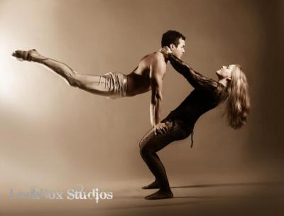 Hope and Roilan | Las Vegas, NV | Circus Act | Photo #9