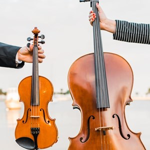 Pinetta Chamber Music Duo | Sunset Strings - Duo, Trio, or Quartet