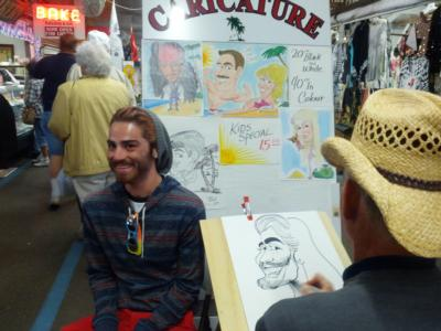 Caricatures by Dan Walsh | Toronto, ON | Caricaturist | Photo #21