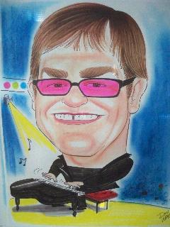 Caricatures by Dan Walsh | Toronto, ON | Caricaturist | Photo #15