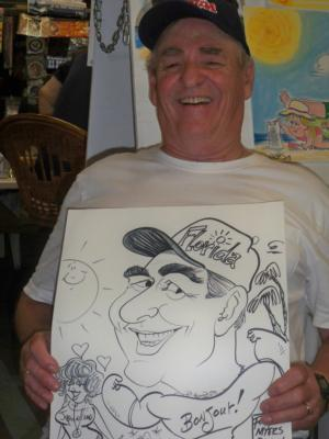 Caricatures by Dan Walsh | Toronto, ON | Caricaturist | Photo #10