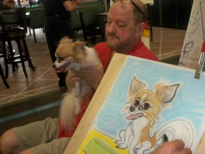 Caricatures by Dan Walsh | Toronto, ON | Caricaturist | Photo #14