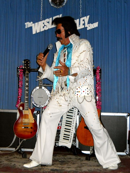 The Wesley Presley Show - Elvis Impersonator - Apopka, FL