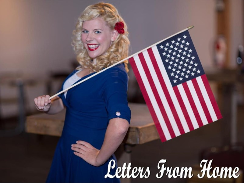 Letters From Home - Swing Band - Winston Salem, NC