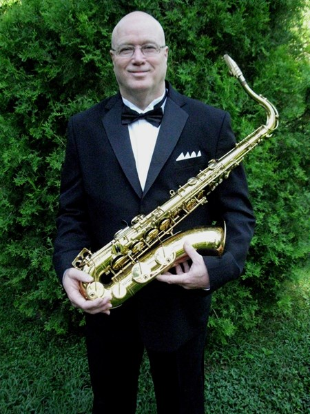Jerry Collins - Saxophonist - Hickory, NC
