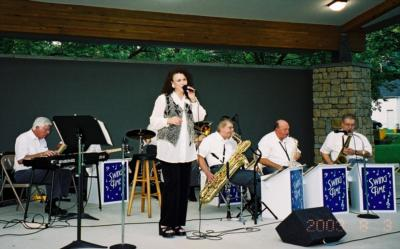 Pam Noah and Her Swing Band | Cincinnati, OH | Swing Band | Photo #8