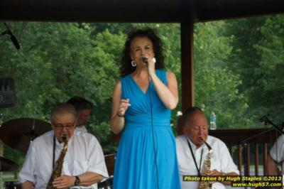 Pam Noah and Her Swing Band | Cincinnati, OH | Swing Band | Photo #13