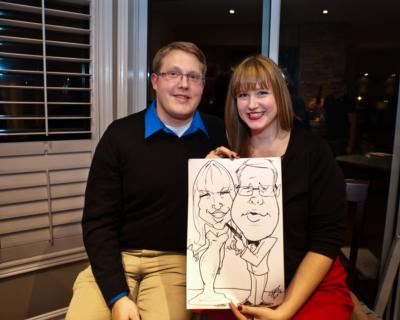 SiderArt | Harrisburg, PA | Caricaturist | Photo #3
