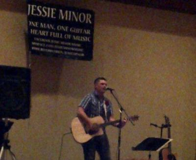 Jessie Minor  | Thorsby, AL | Country Singer | Photo #6