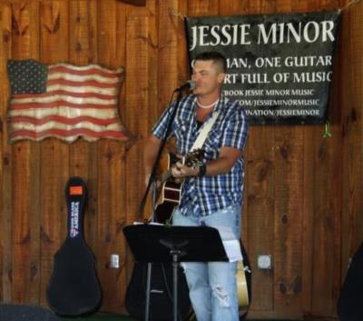Jessie Minor  | Thorsby, AL | Country Singer | Photo #14