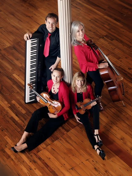 Musical Heart Strings - Classical Quartet - Martinez, CA