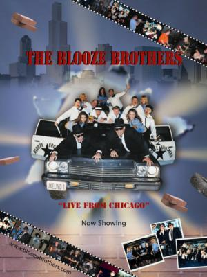 Blooze Brothers Band | Chicago, IL | Blues Brothers Tribute Band | Photo #1