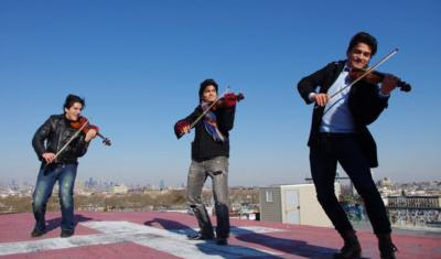 Villalobos Brothers | Bronx, NY | String Quartet | Photo #9