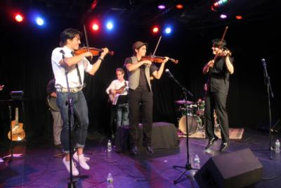 Villalobos Brothers | Bronx, NY | String Quartet | Photo #3