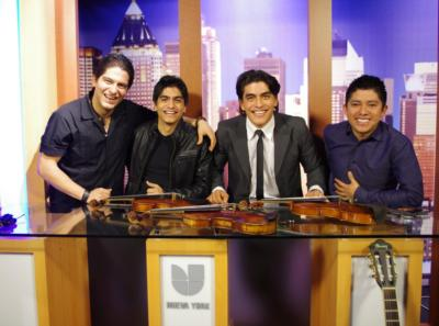 Villalobos Brothers | Bronx, NY | String Quartet | Photo #8